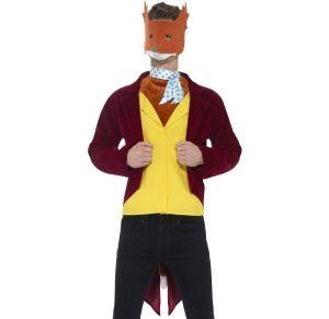 Mens Roald Dahl Fantastic Mr Fox Costume