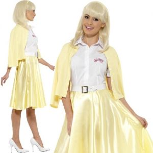 Ladies Good Sandy from Grease Costume