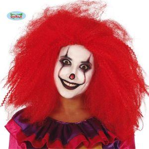 Ladies Clown Wig