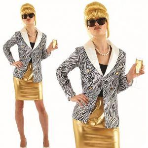 Lady Fabulous Fancy Dress Costume