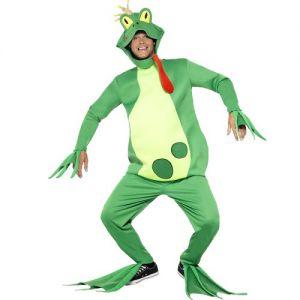 Frog Prince Fancy Dress Costume