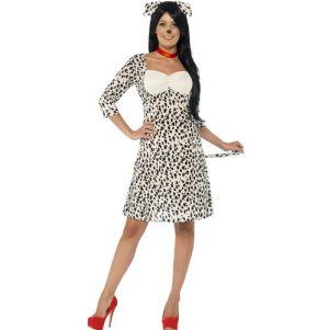 Ladies Dalmation Costume