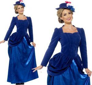 Ladies Victorian Vixen Costume