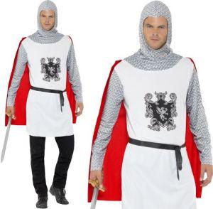 Mens Economy Medieval Knight Costume