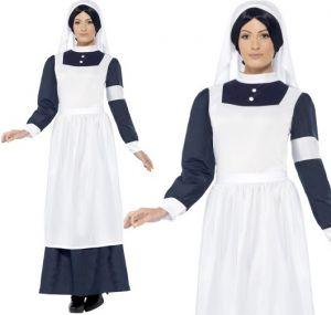 Ladies Great War Nurse Costume
