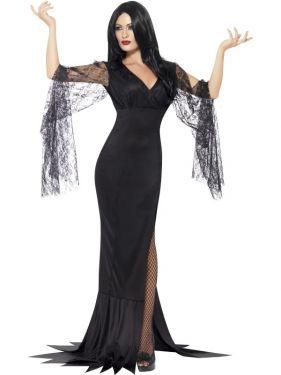 Ladies Halloween Immortal Soul Costume