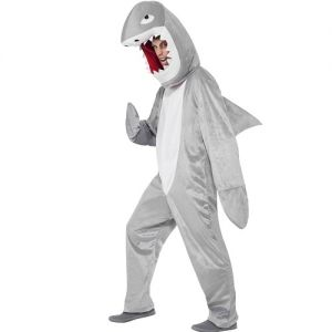 Adult Shark Costume - One Size