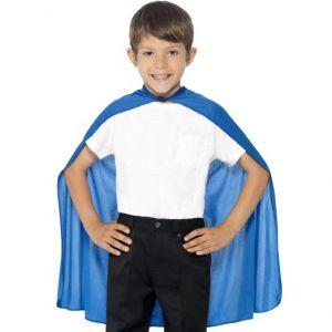 Childrens Fabric Cape in Blue