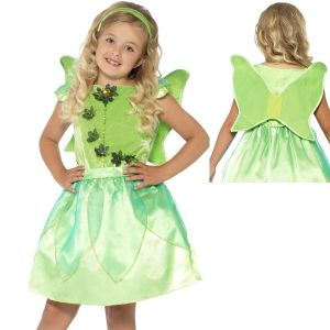 Childrens Forest Fairy Costume - Toddler, S & M