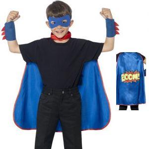 Childrens Superhero Cape Kit