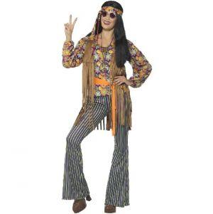 Ladies 60s Singer Fancy Dress Costume