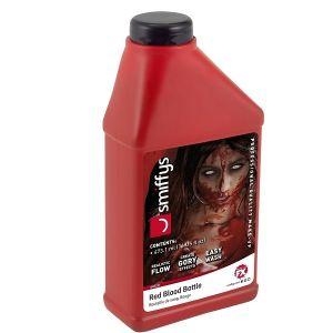 Smiffys Large Bottle of Blood - 473ml/16fl oz