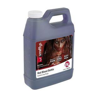 Smiffys Extra Large Bottle of Blood - 946ml/32fl oz