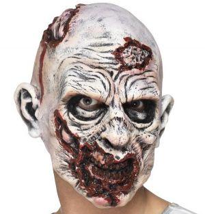 Foam Halloween Zombie Mask