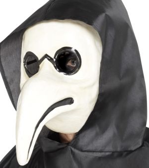 Mens Medieval Plague Doctor Mask