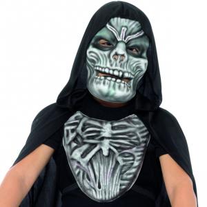 Childs Grim Reaper EVA Mask & Chest Kit