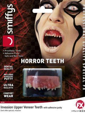 Halloween Horror Teeth - Invasion