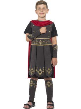 Childrens Roman Soldier Gladiator Costume