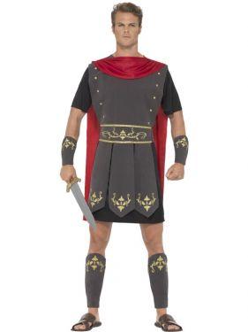 Mens Roman Gladiator Costume