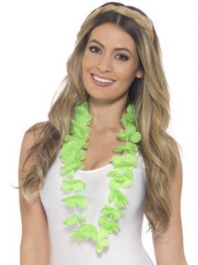 Hawaiian Lei Garland - Green