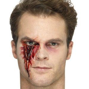 Halloween Zip Scar Prosthetic