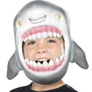 Childrens EVA Foam Face Mask - Shark