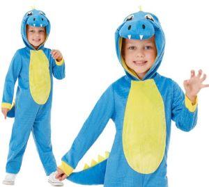 Toddler Dinosaur Fancy Dress Costume
