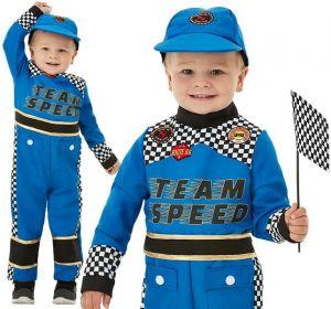 Toddler Racing Car Driver