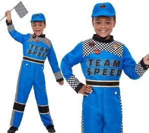 Childs Race Car Driver
