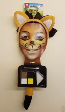 Lion Make up Set