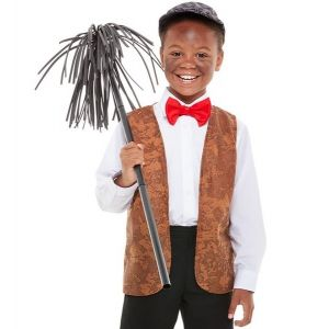 Childs Victorian Chimney Sweep Fancy Dress Kit