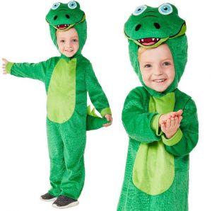 Toddler Crocodile Costume