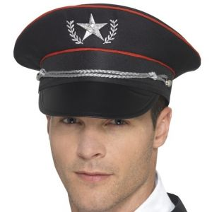 Deluxe Military Hat