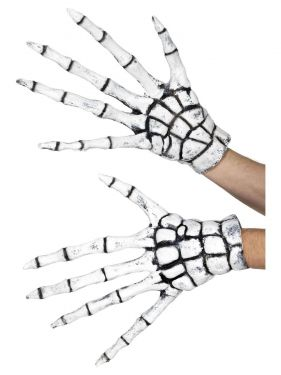 Halloween Oversized Skeleton Reaper Hands