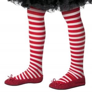 Childs Christmas Tights