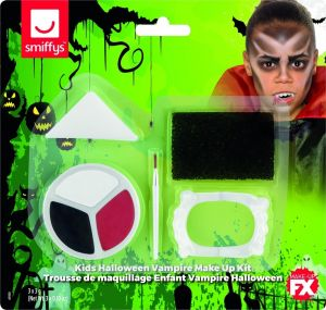 Childs Halloween Vampire Make Up Kit