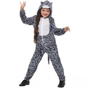 Childs Tabby Cat Costume