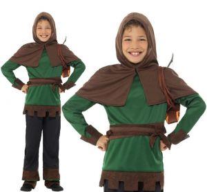Childs Robin Hood Costume