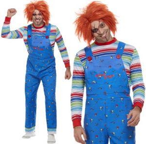 New Chucky Costume