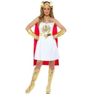 Ladies She-Ra Princess of Power Costume