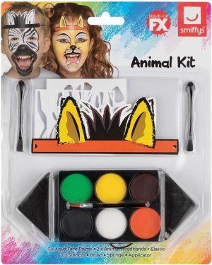 Animal Face Paint Kit
