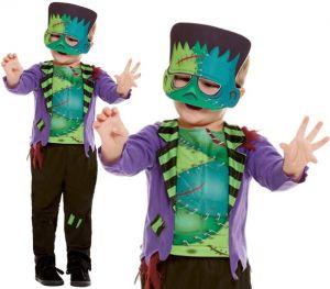 Toddler Frankenstein Monster Costume