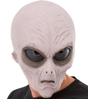 Adults Alien Head Mask