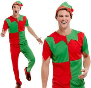 Mens Elf Costumes
