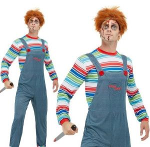 New Officially Licensed Chucky Costume
