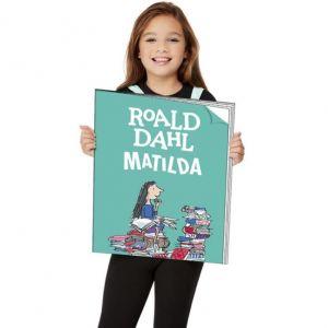 Childs Matilda Book Cover Costume