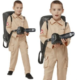 Childs Licensed Ghostbusters Costume