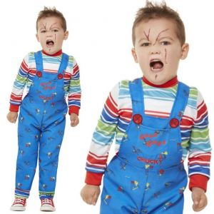 Toddler Officially Licensed Chucky Costume