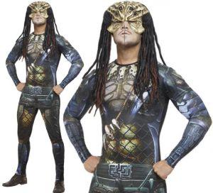 Mens Alien Predator Costume
