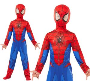 Childs Spiderman Costume